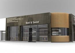 015-Exterior Plan & Design-울산-커피숍-01